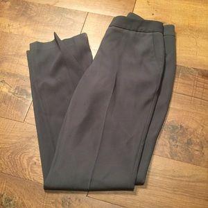 Calvin Klein Charcoal Grey Dress Pant Size 4....A7